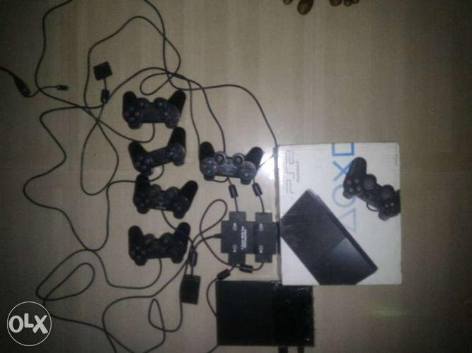 SonyPs2 gudcondication 4time use 2month