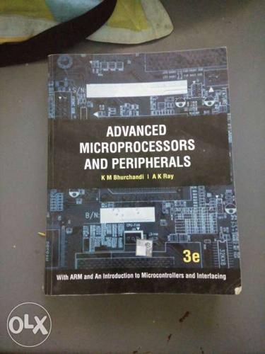 SRM Microprocessor book for Srm Students by KM