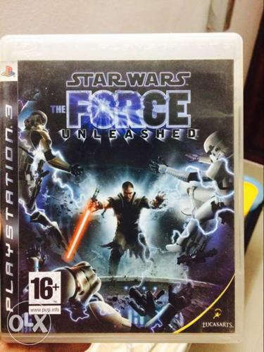 Star Wars - The Force Unleashed (ps4)