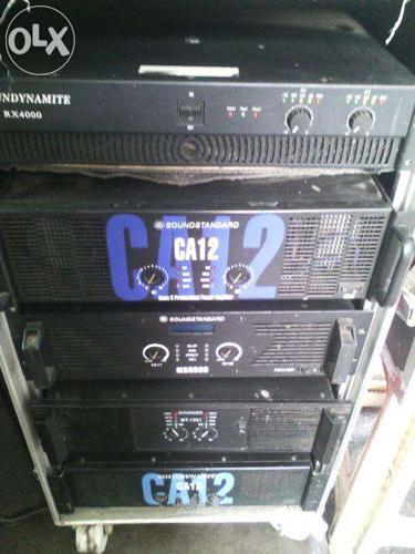 Stereo dj amplifier for Sale in Nizamabad, Bihar Classified