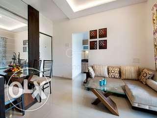 Stylish, luxury, Fully furnished 3 bhk apartments in