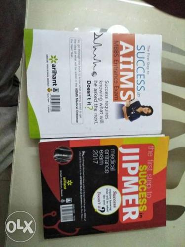Success AIIMS And Success Jipmer Books