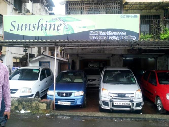 sunshine automotives dealers in all type of second hand