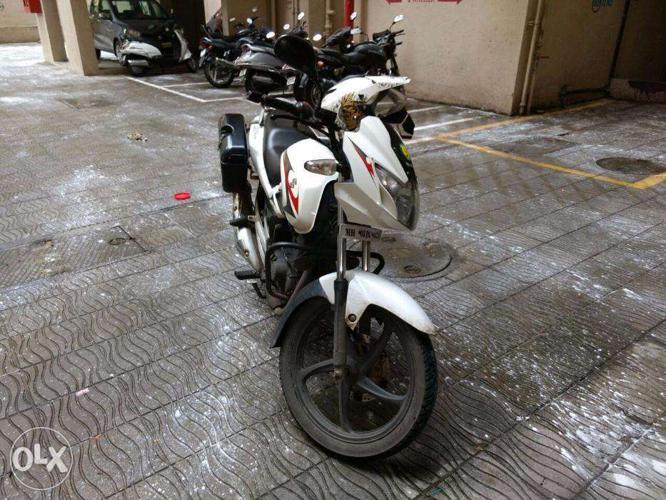 Suzuki 150 GSR White for Sale in Mumbai, Maharashtra