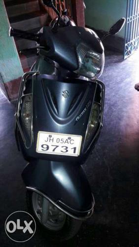 Suzuki Access 25164 Kms 2011 year
