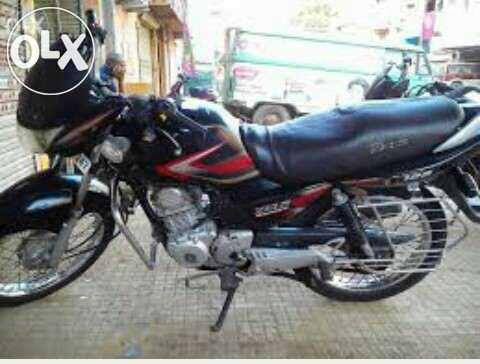 Suzuki zeus 125 cc with 5 gear