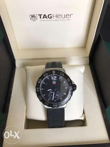 Tag Heuer Formula One watch. Swiss made. Bill,