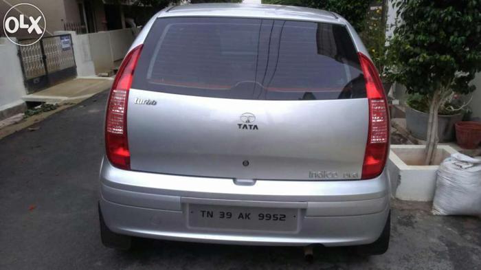 Tata indica dlg turbo single owner tirupur num for Sale in