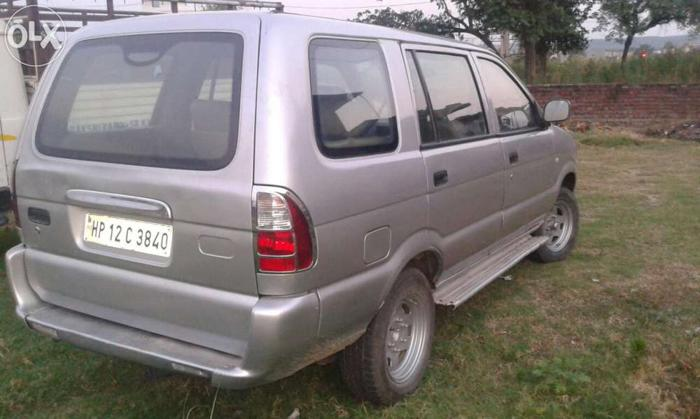 Chevrolet Tavera On Rent Number Of Persons 9 Rs 3200 Day Mahasu Tour And Travels Id 20843474691