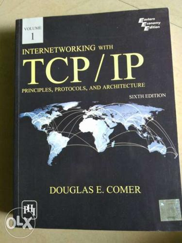 TCP/IP By Douglas E. COmer Book