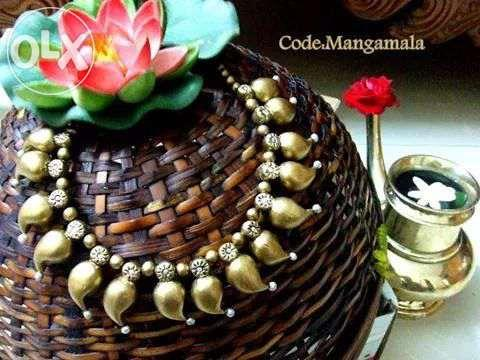 Terracotta Jewellery Making Class for Sale in Chennai, Tamil ...
