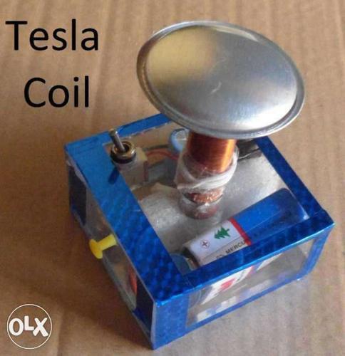 Tesla coil 9V battery for Sale in Tambaram, Tamil Nadu Classified