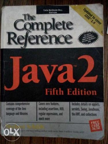 The Complete Reference Java 2 Fifth Edition Book