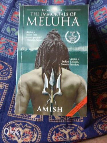 The immortals of meluha- shiva trilogy 1 by Amish