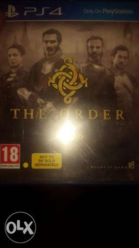 The Order PS4 Game