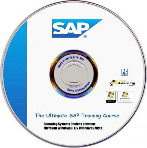 The Ultimate SAP Training Course DVD Rs 300/-,