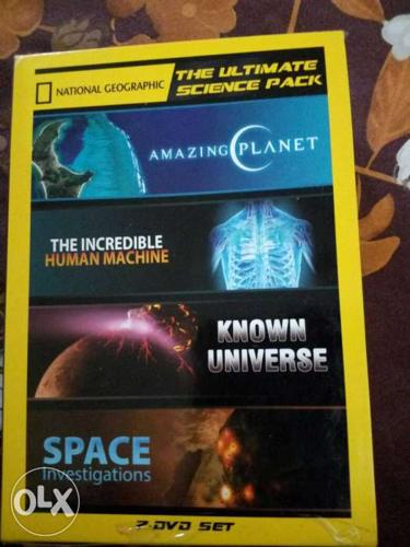 The Ultimate Science Pack Book