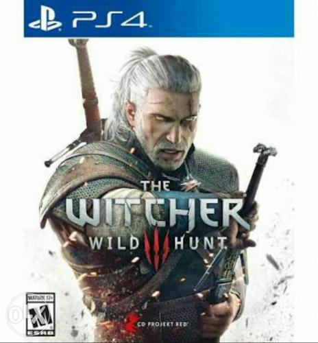 The Witcher Sony PS4 Game