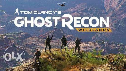 Tom clancy ghost recon wildlands pc game i have