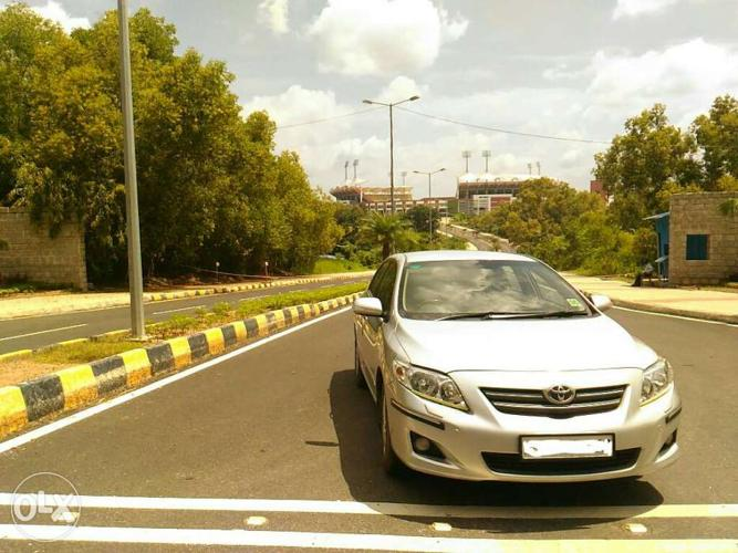 Toyota Corolla Altis petrol 22000 Kms 2011 year