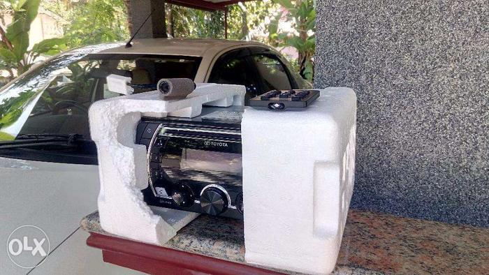 Toyota Etios Reverse Sensor with set