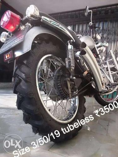Tractor Grip Tyre For Royal Enfield bullet . all India