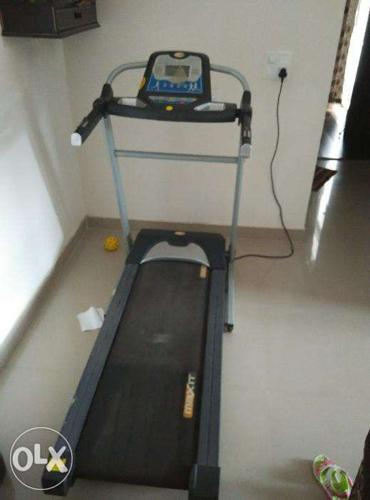 Treadmill in a very good condition