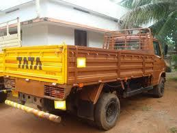 Truck TATA 709 available for contract terms