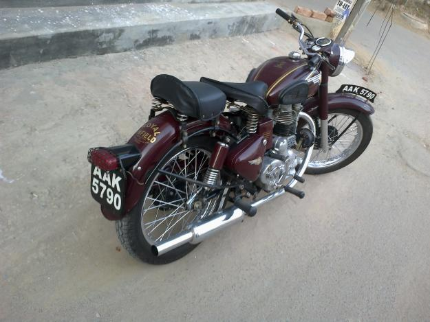TRUELY VINTAGE BULLET 1966 MODEL 350 CC FOR SALE for Sale in