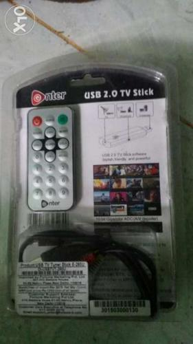 Tv tuner very good condition and parking