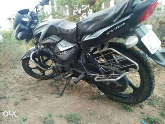 TVS Star City Plus 30000 Kms 2014 year