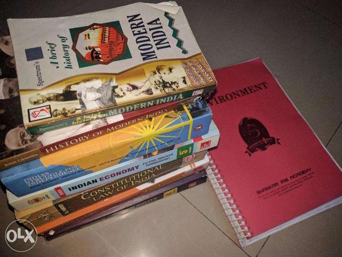 UPSC books