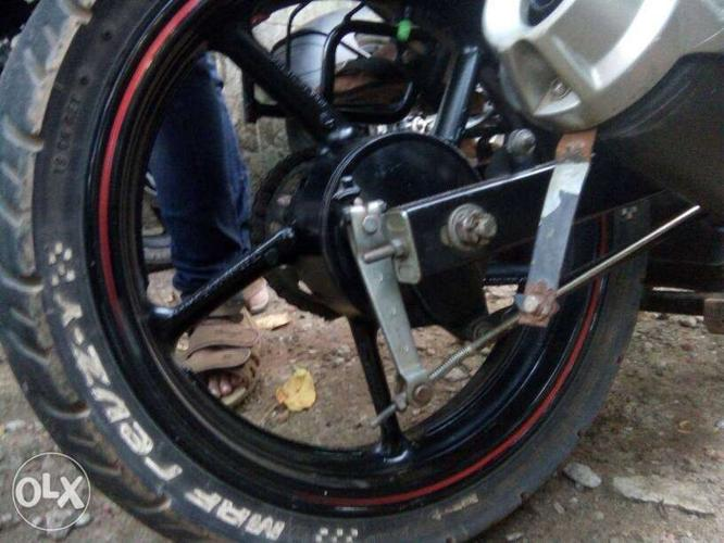 Urgent sale 2014 fz bike alloy front and bike for Sale in