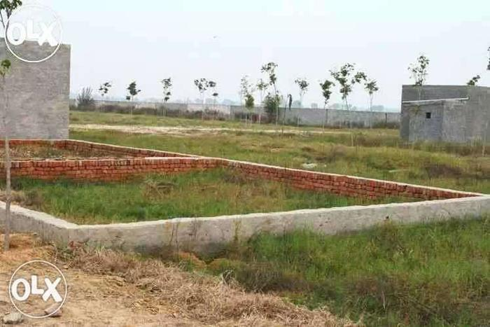 Urgent sell , residential plot in bareilly bisalpur