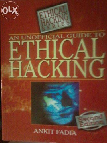 Useful Book on Ethical Hacking for Sale in Anakapalle, Chandigarh