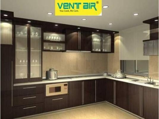 Ventair-Modular Kitchen at LOWEST COST.Contact