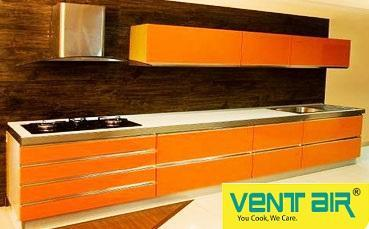 Ventair Get the hottest look for your kitchen.Cont