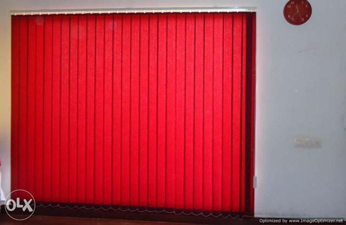Vertical blinds venetian blinds and carpet new and for