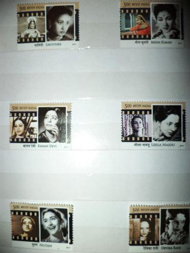 VERY FEW ..VERY RARE.. collection of postage stamp.