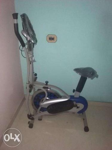 Very good exercise machine for sale contact nine