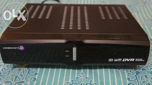 Videocon D2h hd dvr box for Sale in Kurnool, Assam Classified