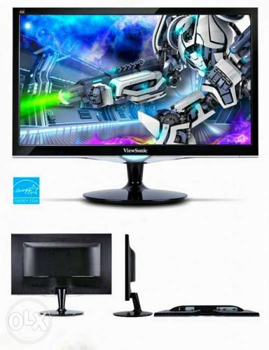 Viewsonic 19.5 gaming monitor 9 month old Full