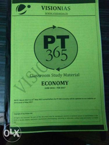 Vision IAS PT 365 all materials Hard Copy and Video class