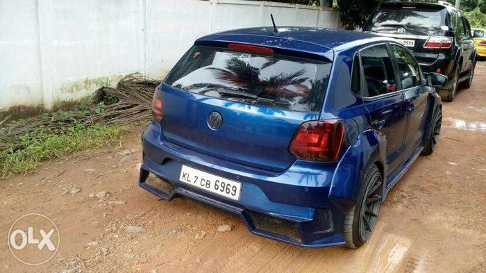 Volkswagen polo used bumper kit available