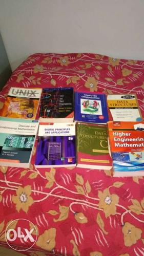 VTU third semester computer science books all for Sale in Bangalore