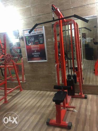 Warriortrachgymtech Gym equipment setup .complt