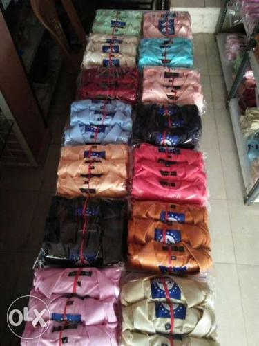 We are shirt manufacturer