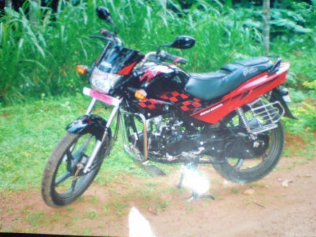 Well Maintained 2008 Sep Model Hero Honda Glamour For