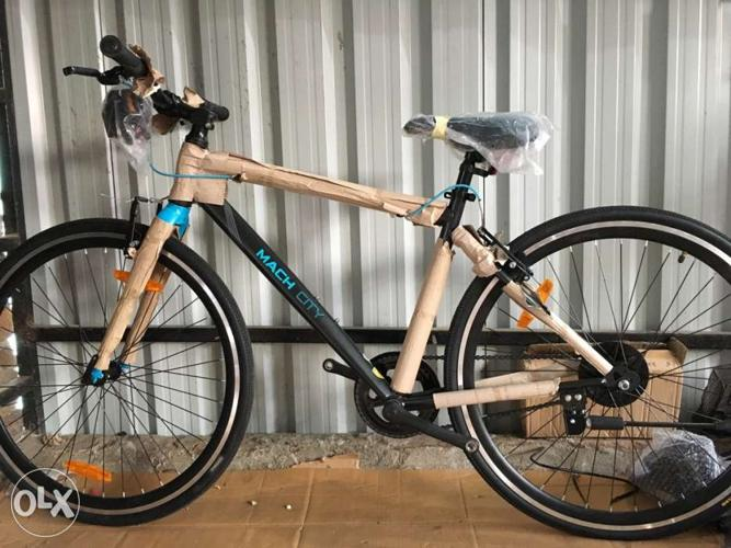 Wholesale Machi city hybrid cycle Double wall