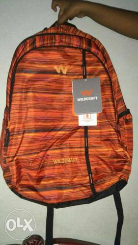 Wildcraft brand new in untouched bag selling